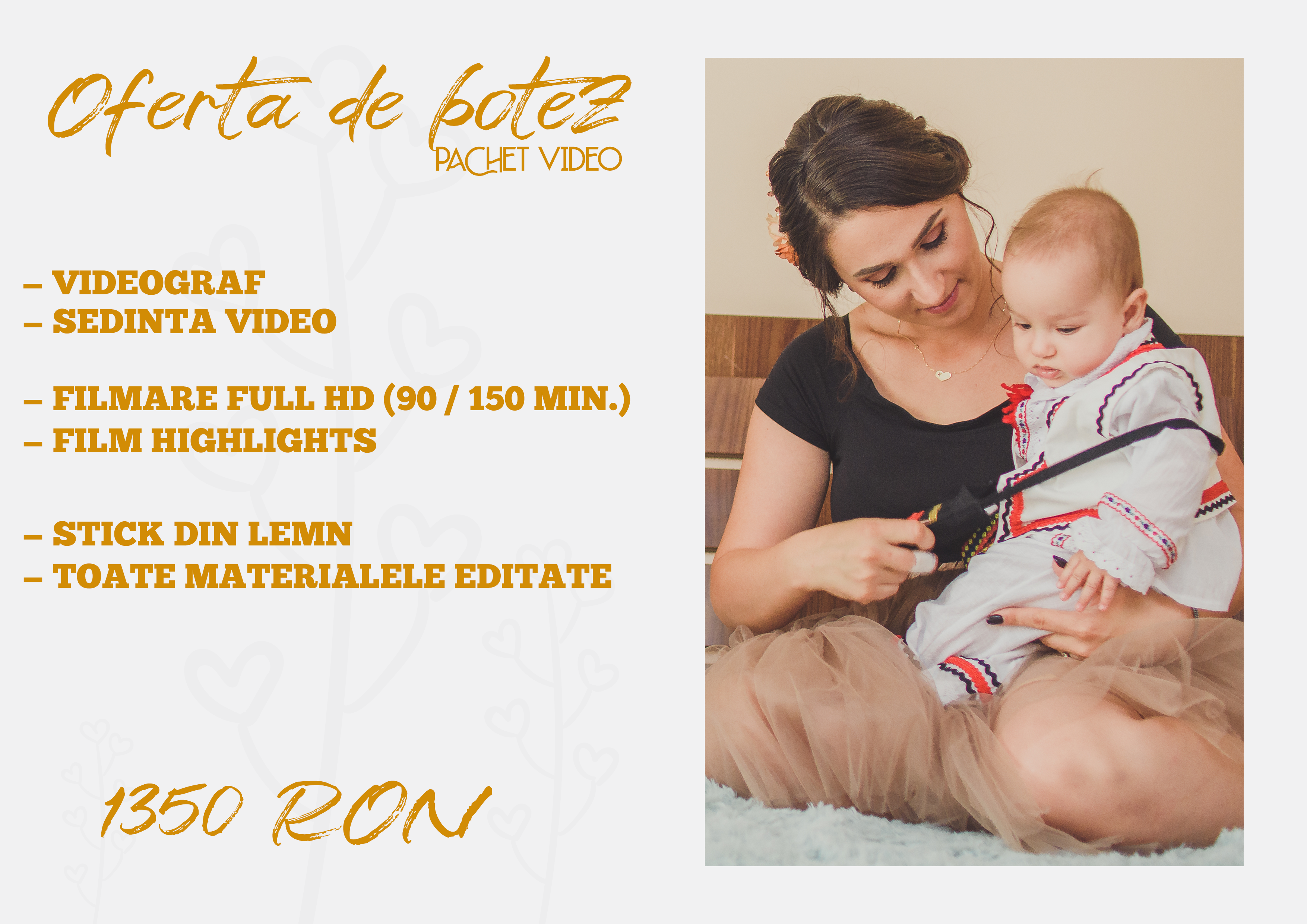 botez video